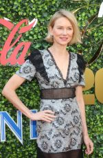 Naomi Watts Attends the 7th Annual Gold Meets Golden Brunch at Virginia Robinson Gardens and Estate in Beverly Hills
