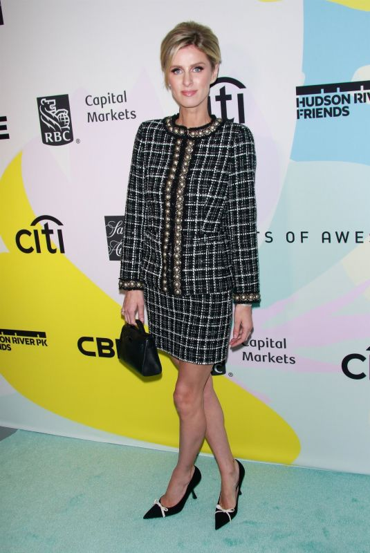Nicky Hilton At The Hudson River Park friends Playground Committee Luncheon in New York