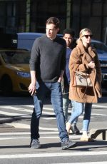 Nicky Hilton Out with her husband in New York