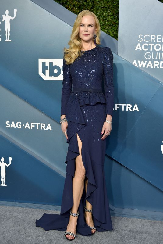 Nicole Kidman At 26th Annual Screen Actors Guild Awards at The Shrine Auditorium in Los Angeles