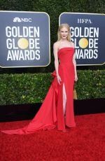 Nicole Kidman At 77th Annual Golden Globe Awards 2020 in Beverly Hills