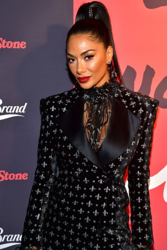 Nicole Scherzinger At Less Noise, More Music! Lucky Brand presents Third Eye Blind + Special Guest in LA