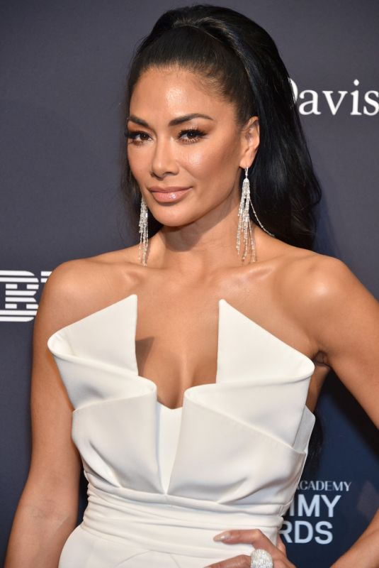 Nicole Scherzinger At Pre-GRAMMY Gala/GRAMMY Salute to Industry Icons in Beverly Hills