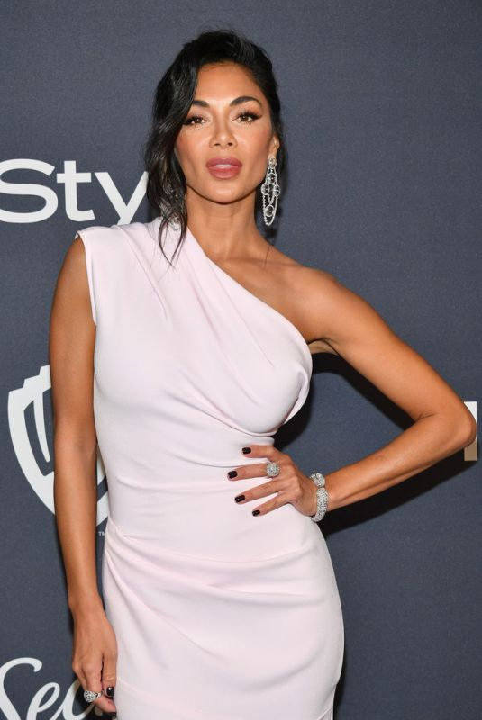 Nicole Scherzinger At Warner Bros. & InStyle Golden Globe After Party in Beverly Hills