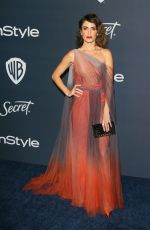 Nikki Reed At The 2020 InStyle And Warner Bros. 77th Annual Golden Globe Awards Post-Party at The Beverly Hilton Hotel in Beverly Hills