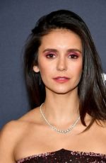 Nina Dobrev At Warner Bros. & InStyle Golden Globe After Party in Beverly Hills