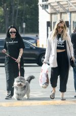 Noah Cyrus and mom Tish Cyrus spend the afternoon shopping together