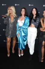 Noah Cyrus At Spotify Best New Artist 2020 Party at The Lot Studios in West Hollywood