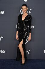 Odette Annable At Warner Bros. & InStyle Golden Globe After Party in Beverly Hills