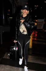 Olivia Attwood Spotted at Manchester Piccadilly train station