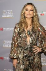 Olivia Wilde At Hollywood Critics Awards at Taglyan Complex in Los Angeles