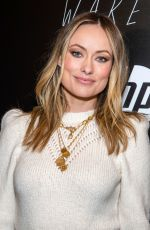 """Olivia Wilde At Park City 2020 Premiere of Short Film """"Wake Up"""