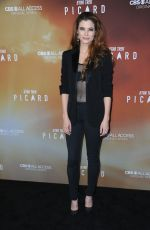 Peyton List At Captain Picard Premiere in Hollywood