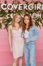 Peyton List At Covergirl Clean Fresh Party in Los Angeles