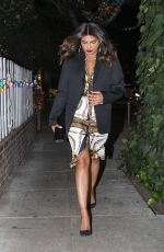 Priyanka Chopra Leaving Meche Salon in Beverly Hills