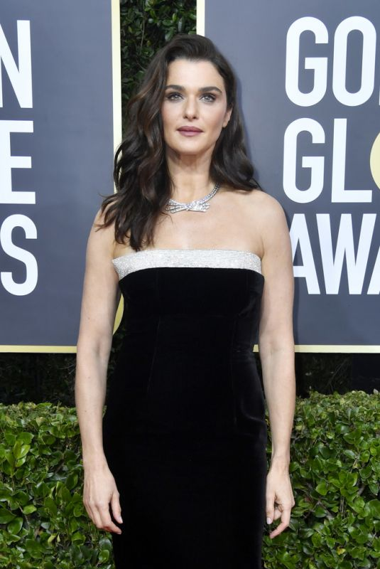 Rachel Weisz At 77th Annual Golden Globe Awards in Beverly Hills