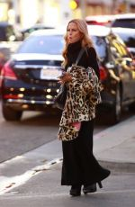 Rachel Zoe Seen in Beverly Hills
