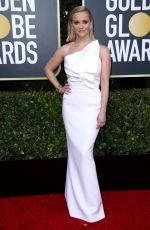 Reese Witherspoon At 77th Annual Golden Globe Awards in Beverly Hills