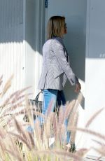 Reese Witherspoon Is pictured heading to a business meeting in Los Angeles