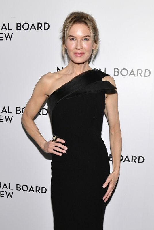 Renee Zellweger At 2020 National Board Of Review Gala in New York City
