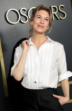 Renee Zellweger At 92nd Academy Awards Nominees Luncheon at the Ray Dolby Ballroom in Hollywood