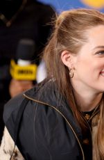 Riley Keough At IMDb Studio at Acura Festival Village on location at the 2020 Sundance Film Festival in Park City