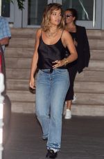 Rita Ora Seen leaving her hotel in Miami Beach