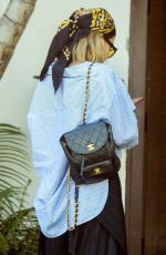 Rita Ora Spotted jewelry shopping in Beverly Hills