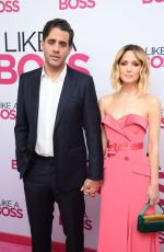 """Rose Byrne At """"Like A Boss"""" World Premiere in NYC"""