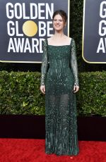 Rose Leslie At 77th Annual Golden Globe Awards in Beverly Hills