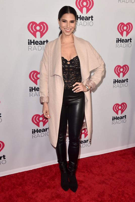 Roselyn Sanchez At 2020 iHeartRadio Podcast Awards at iHeartRadio Theater in Burbank