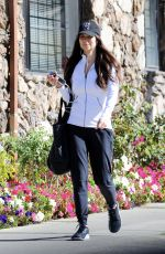 Roselyn Sanchez Pictured Out and About in Los Angeles