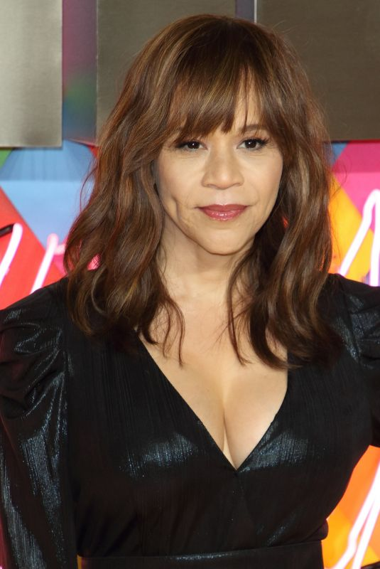 Rosie Perez At the World Premiere of