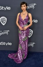 Rowan Blanchard At Warner Bros. & InStyle Golden Globe After Party in Beverly Hills