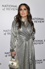 Salma Hayek At 2020 National Board Of Review Gala in New York City