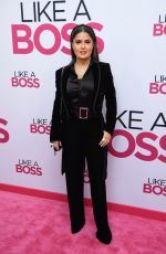 "Salma Hayek At World premiere of ""Like A Boss"" at SVA Theater in New York City"