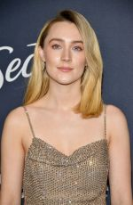 Saoirse Ronan At 21st Annual Warner Bros. And InStyle Golden Globe After Party