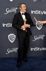 Sarah Hyland At Warner Bros. & InStyle Golden Globe After Party in Beverly Hills
