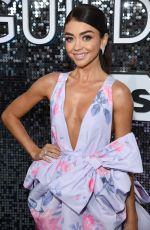 Sarah Hyland Attends 26th Annual SAG Awards at the Shrine Auditorium in Los Angeles