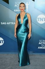 Scarlett Johansson Attends 26th Annual SAG Awards at the Shrine Auditorium in Los Angeles