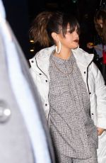 Selena Gomez Arrives at her