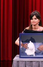 """Selena Gomez On """"The Tonight Show Starring Jimmy Fallon"""" in NYC"""