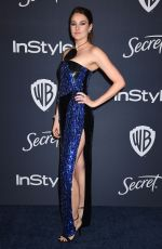 Shailene Woodley At Warner Bros. & InStyle Golden Globe After Party in Beverly Hills