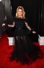 Shania Twain At 62nd Annual Grammy Awards in Los Angeles