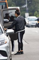 Shay Mitchell Seen out in Los Feliz