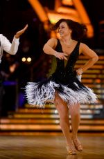 Shirley Ballas At Strictly Come Dancing Live Tour Launch in Birmingham