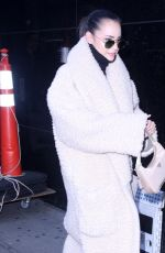 Sofia Carson Spotted out and about in NYC