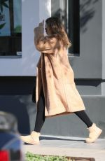 Sofia Richie At Lunch at Fred Segal in West Hollywood
