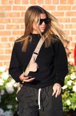 Sofia Richie Leaves lunch in Calabasas