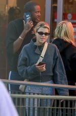 Sofia Richie Shopping at Target in West Hollywood